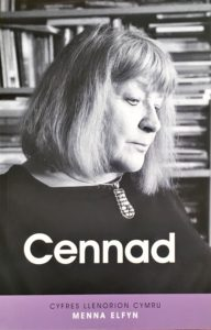 Cennad - Menna Elfyn