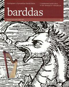 Clawr Rhifyn 341 Cylchgrawn Barddas