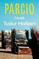 Clawr Parcio - cyfrol gan Tudur Hallam