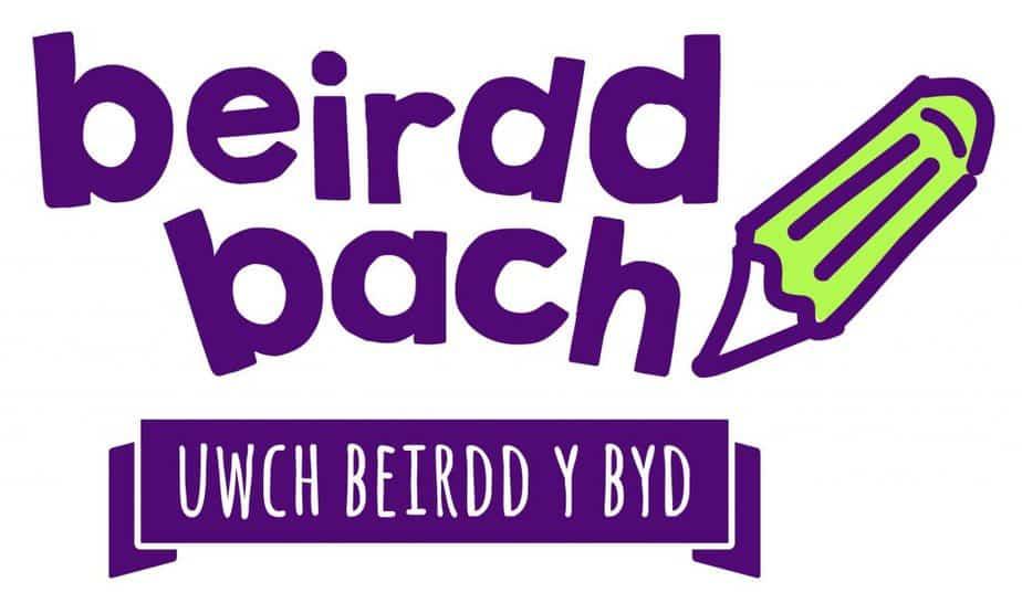 Logo Beirdd Bach